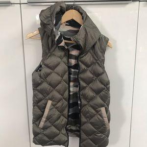 Lululemon reversible down vest